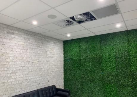 Wall - Plasterboard Works - TM Linings