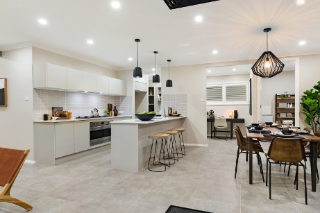 Kitchen and Dining - Plasterboard Repairs - TM Linnings